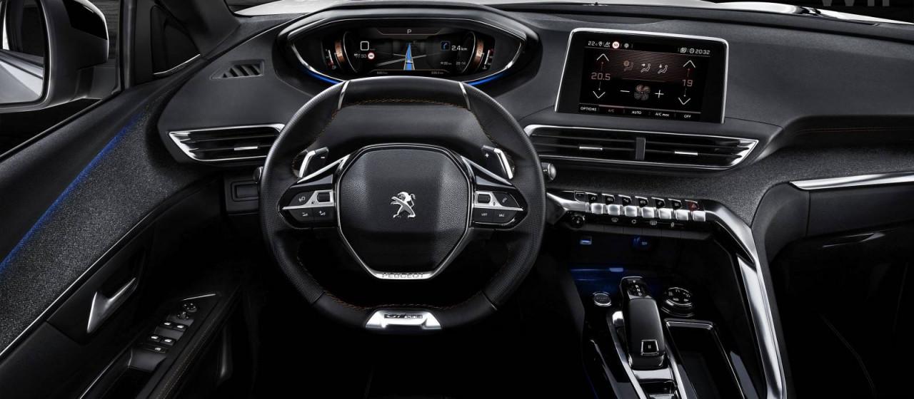 Peugeot i-Cockpit ®