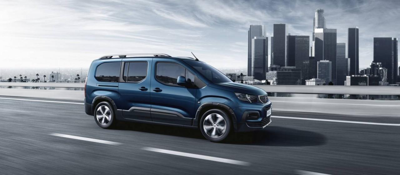 Der neue Peugeot Rifter. Bei uns eingetroffen!
