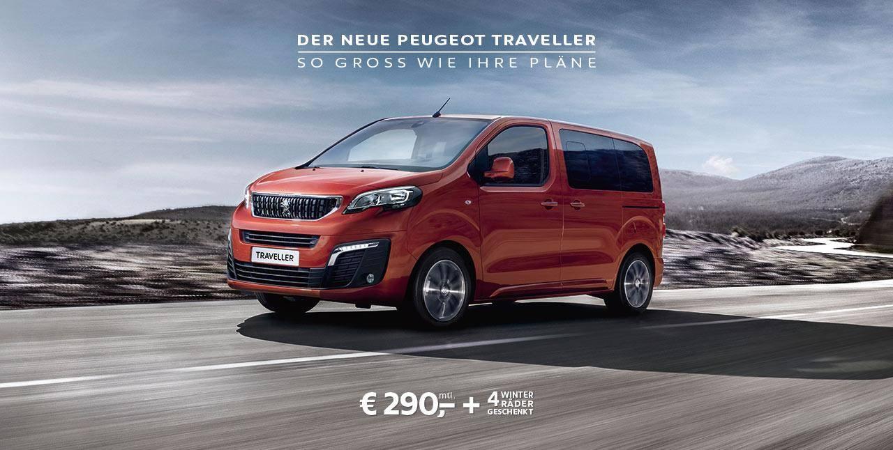 Peugeot Traveller - Andreas Mayer GmbH